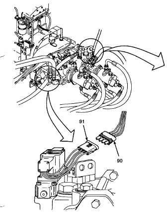 Hydraulic Temperature Sensor