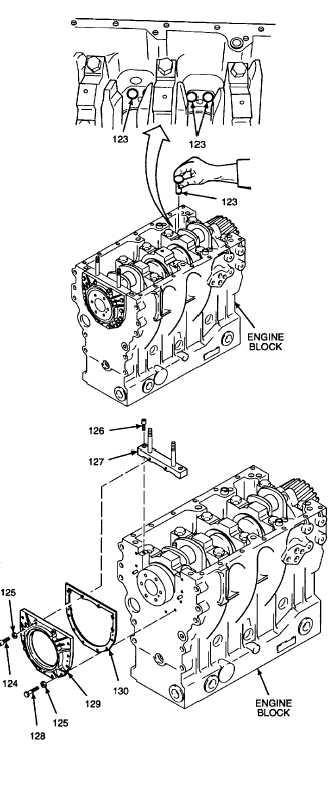 Tm on Repair Main Bearing Cap